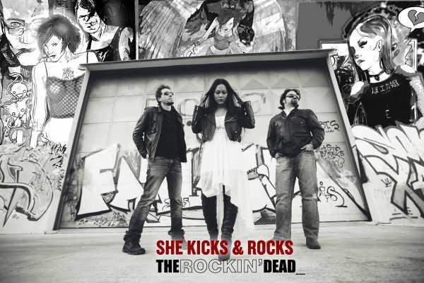 "THE ROCKIN' DEAD: ""Νέο single + Lyric Video"