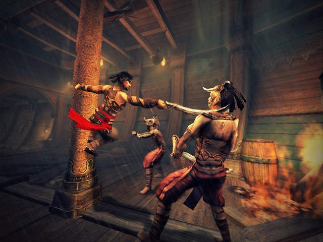 Prince of Persia Warrior Within PC Full Español