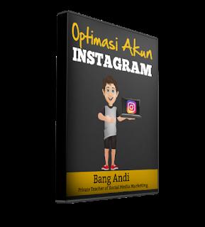 cara Mengoptimasi Akun Instagram Untuk Meningkatkan Penjualan