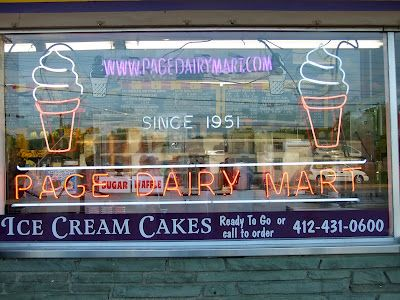 Page Dairy Mart in Pittsburgh, PA
