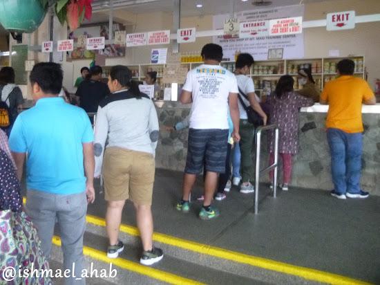 Customers buying Good Shepherd Baguio Products