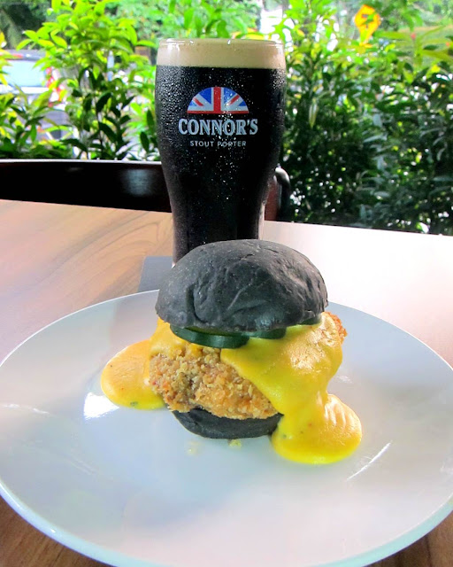 Food Infused Pairing at Tiki Taka with CONNOR'S Stout Porter