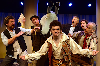 BWW Review: Group rep Presents A MIDSUMMER NIGHT'S DREAM