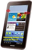 Hard Reset SAMSUNG Galaxy Tab 2 7.0 GT-P3113