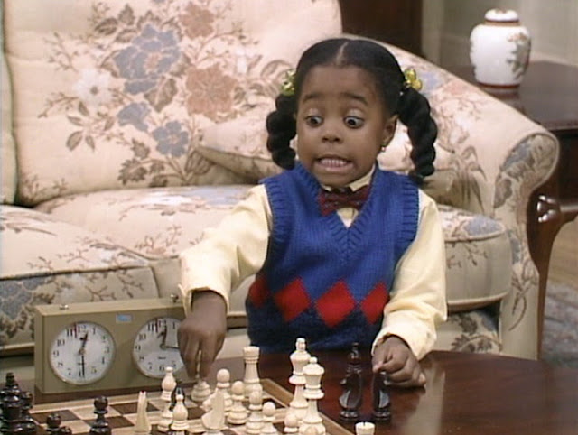 Rudy Huxtable de The Cosby Show