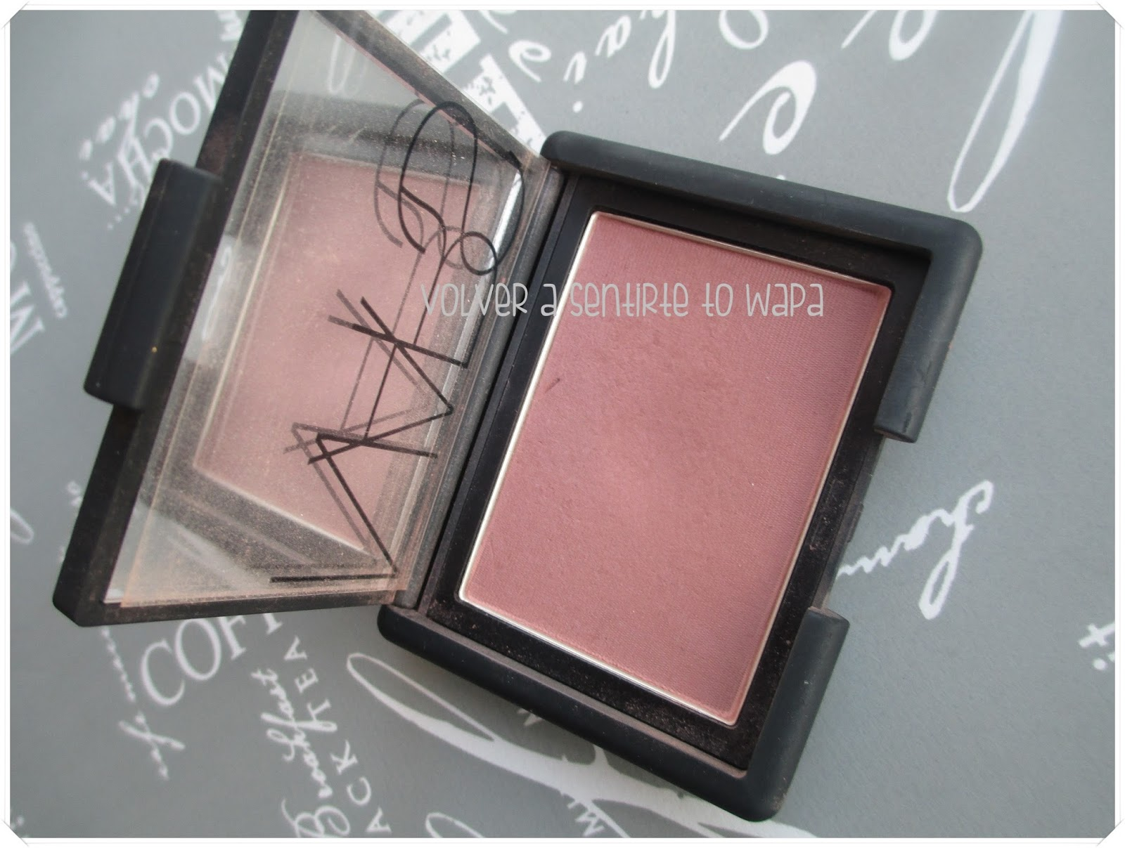 Colorete Douceaur de Nars