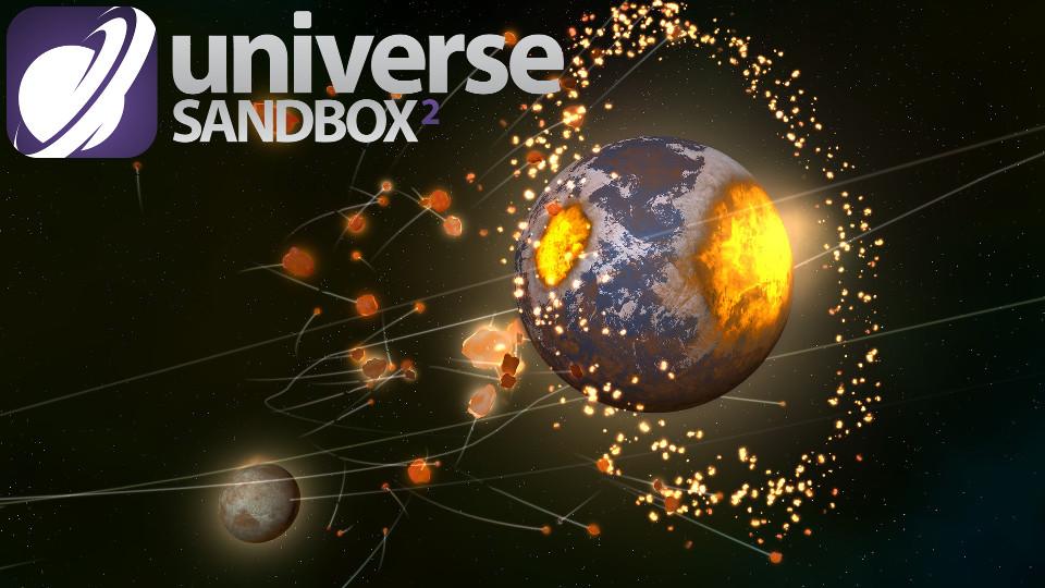 Universe Sandbox 2 Download Poster