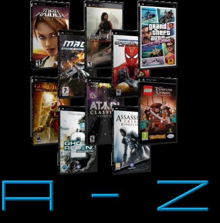 descargar juegos para psp en español