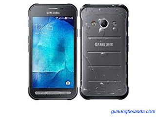 Cara Flashing Samsung Galaxy XCover 3 VE SM-G389F