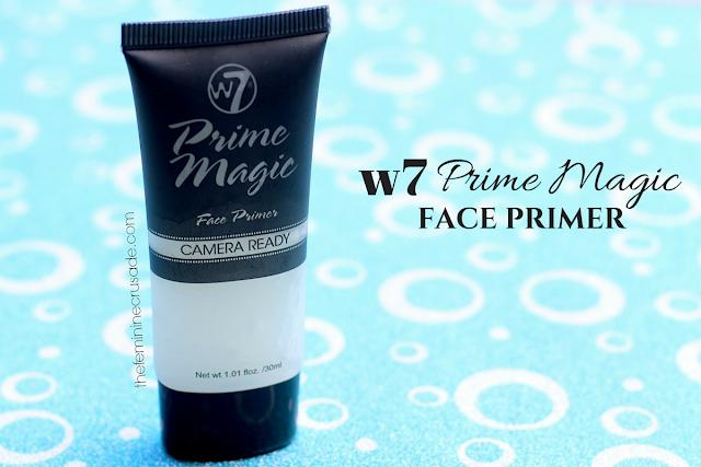 W7 Prime Magic Face Primer