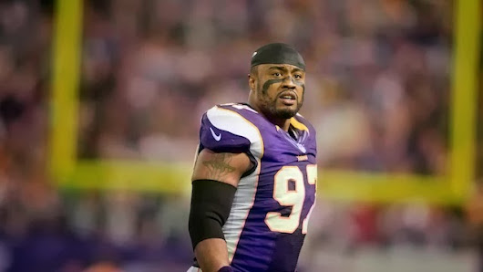 Everson Griffen Signed Extension Contract Worth $42.5 Million