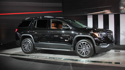GMC Acadia 2018 Review, Specs, Price