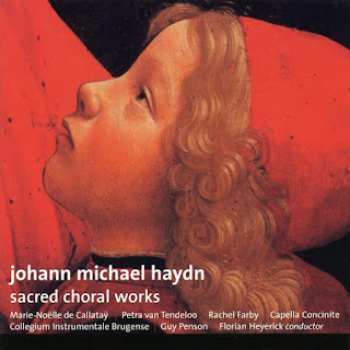 JOHANN MICHAEL HAYDN (1737-1806) Sacred Choral Works