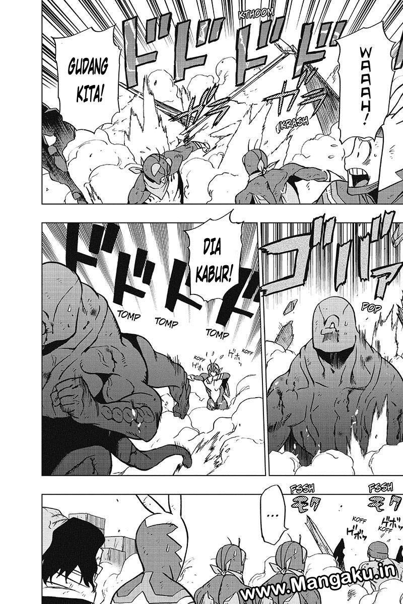 Boku no Hero Academia Illegal Chapter 41-9