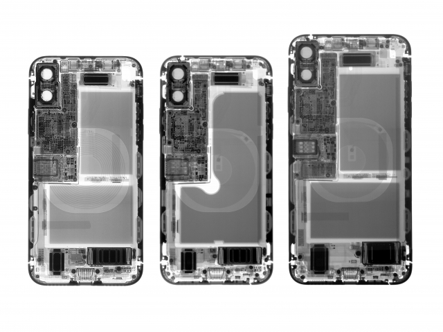 iFixit Posts iPhone XS and XS Max Teardown