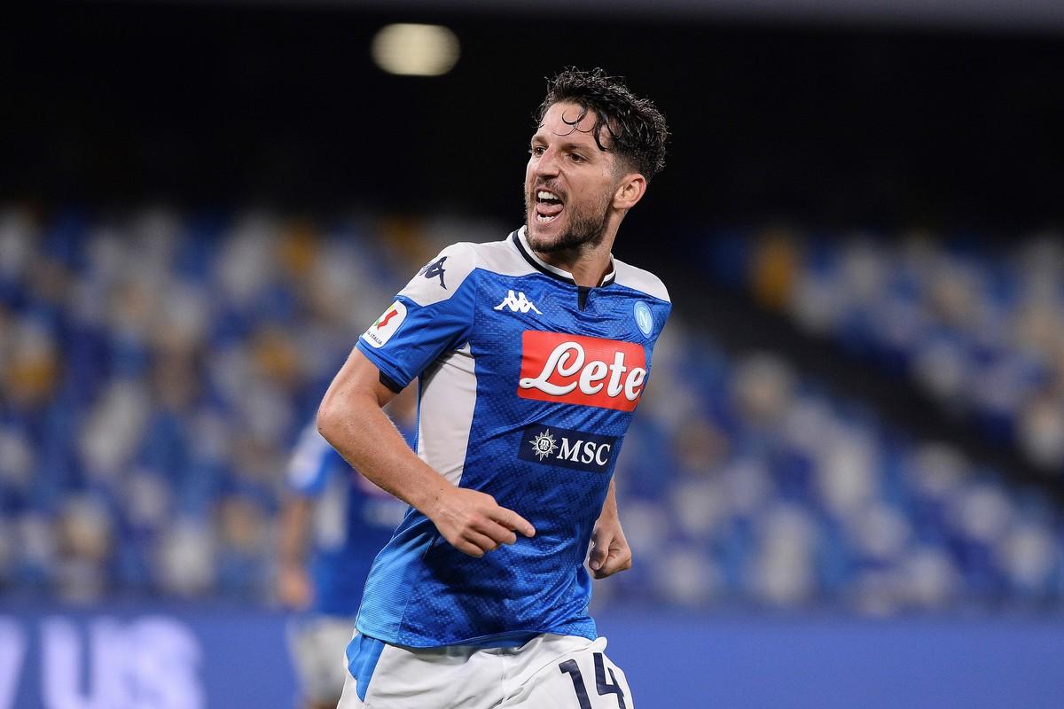 Napoli empató con Inter y jugará con Juventus la final de la Copa Italia