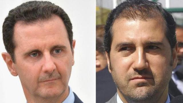 رامي مخلوف يناشد بشار الأسد لإنقاذ شركاته من الانهيار