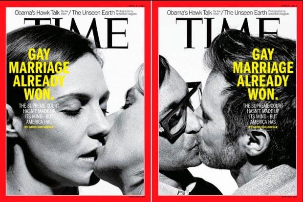 time, gay, copertina