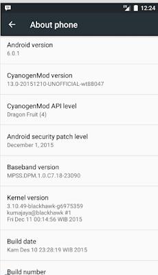 Redmi 2 android M