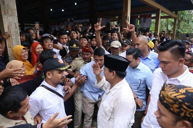 Usai Sholat Jumat di Masjid Agung Kauman, Prabowo akan Memberikan Pidato Kebangsaan