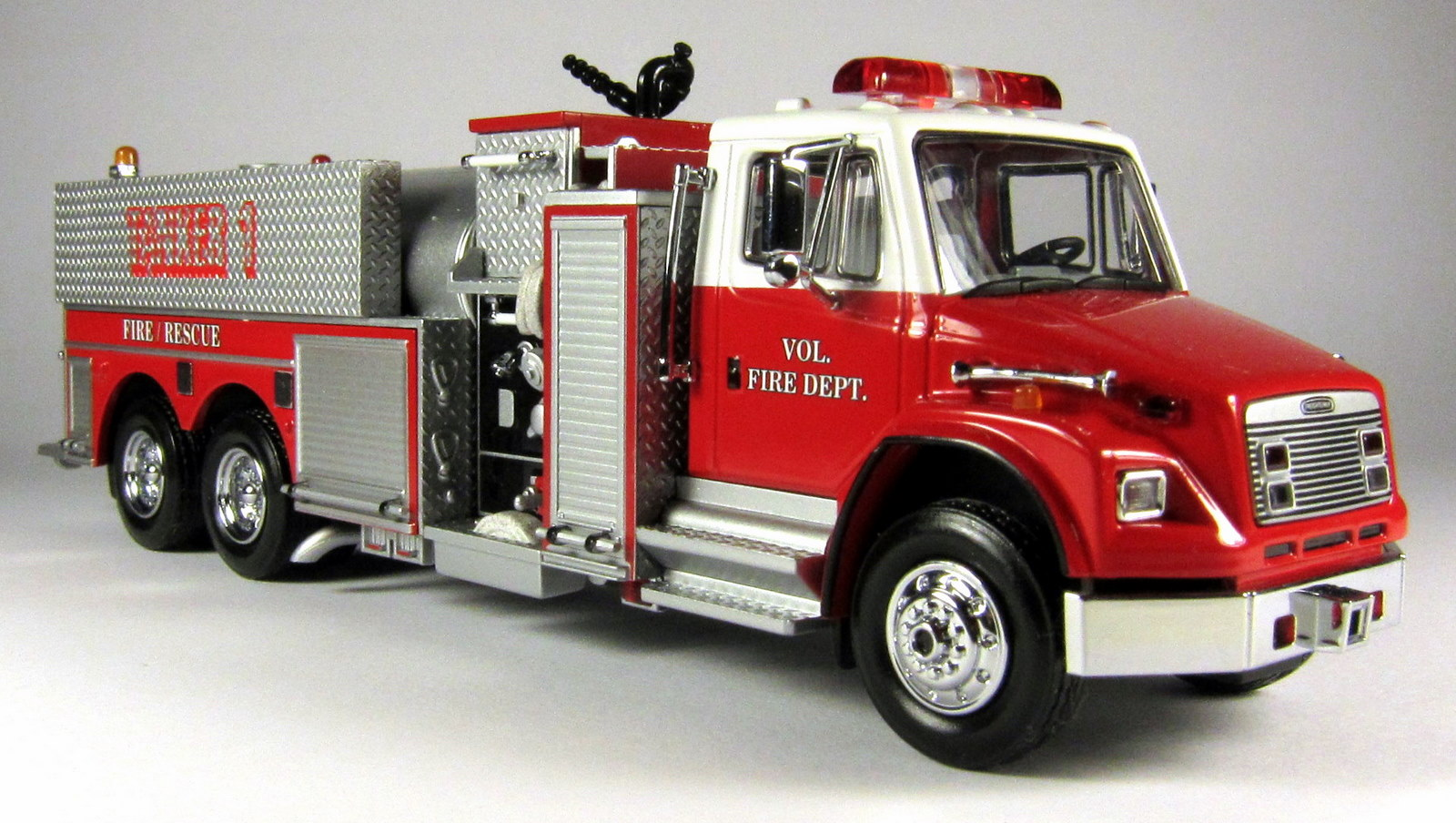 code 3 collectibles Club Sutphen Pumper. $ 0 bids. Mint in dome. Never opened. See all results. Browse Related. Code 3 Fire Trucks. Code 3 FDNY. Code 3 Kitbash. Code 3 Fire. Code 3 Chicago. About Code 3 Collectibles. Shop the extensive inventory of diecast toy vehicles including Code 3 diecast cars, trucks and vans!