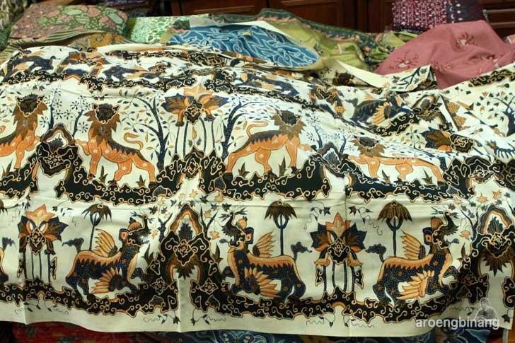 batik trusmi singa barong cirebon jaya abadi