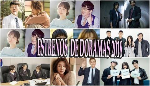 Estrenos de doramas 2018: Estrenos de Mayo 2018 Nuevos K-Dramas