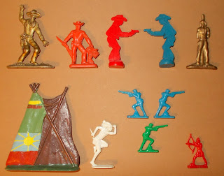 Boardgame Pieces; Box Diorama; Boxed Flats; Boxed Toy; Boxed Wild West; Cowboy Flats; Cowboys and Indians; Cracjerjacks; Cracker Jack; Flat Cowboys and Indians; Flat Figures; Flats; Indian Flats; Game Playing Pieces; German Flats; German Toy Figurines; Margarine Flats; Margarine Premiums; Nosco; Platico Osul; Polystyrene Figures; Polystyrene Toys; PZG Toy Soldiers; Rubber Figurines; Siku; Small Scale World; smallscaleworld.blogspot.com; Snow Shakers; Unknown Flats; Unknown Plastic Figures; Unknown Toy Figures; Unknown Wild West; Wild West; Wild West Flats; Wundertüten;