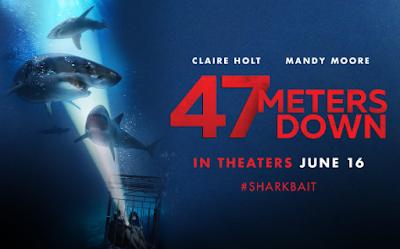 """""""Daftar Kumpulan Lagu Soundtrack Film 47 Meters Down (2017)"""""""