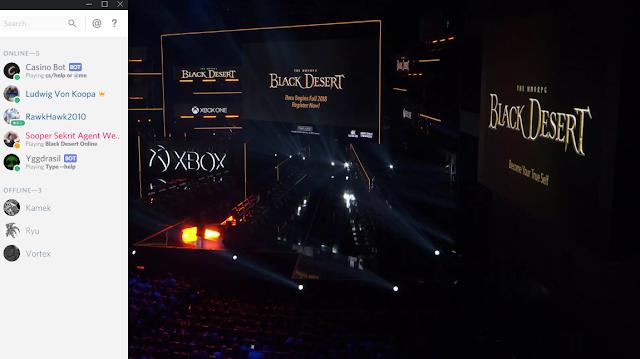 Black Desert Xbox One Microsoft E3 2018 online