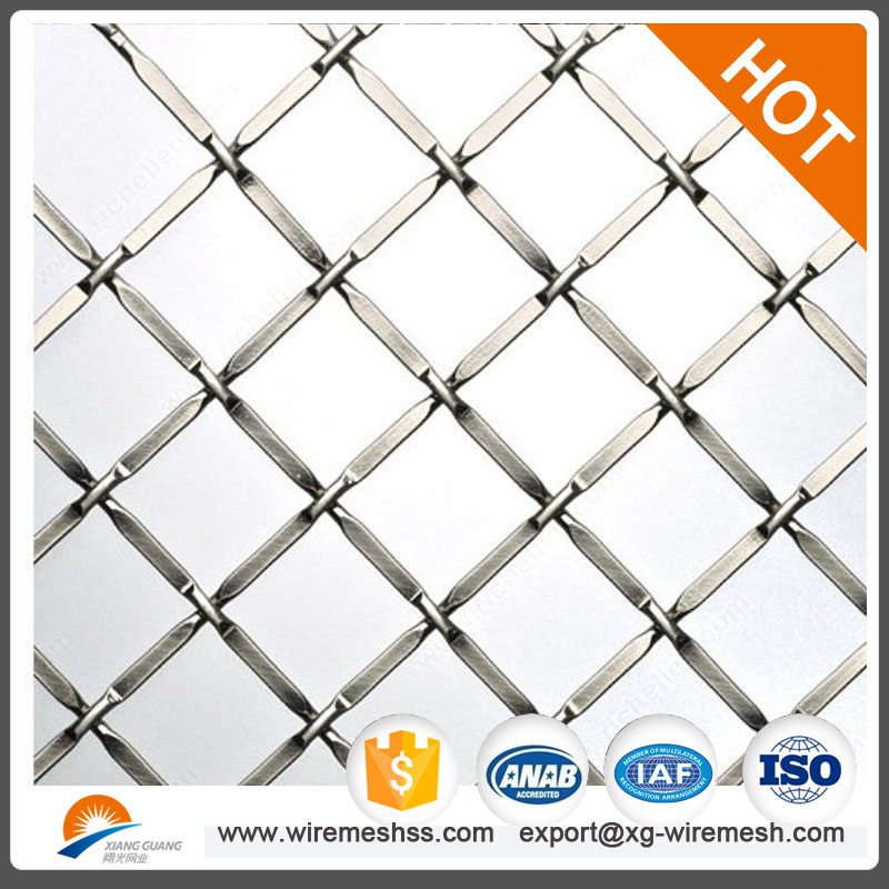 Xiang Guang Epoxy Coated Aluminum Wire Mesh