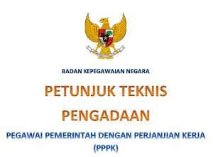 Juknis Pengadaan PPPK, Peraturan BKN no. 1 Tahun 2019