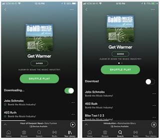 Cara Mengunduh Musik untuk Playback Offline di Android & iPhone
