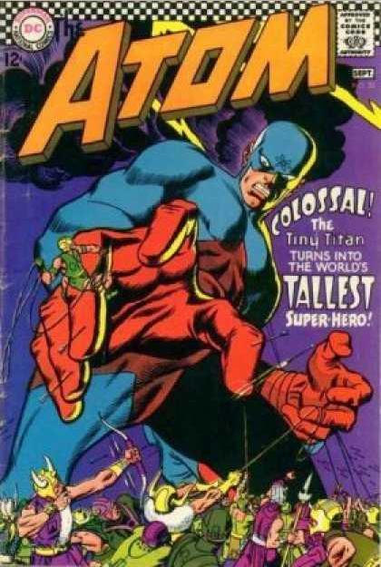 Atom 32 Gil Kane-Murphy Anderson