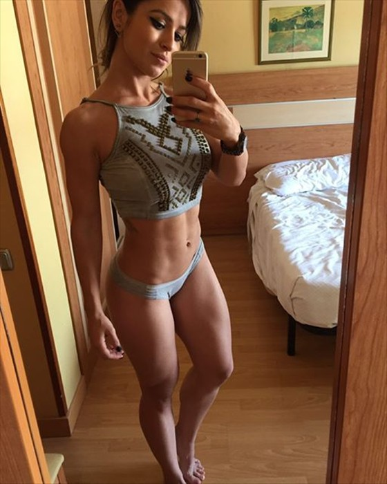 Brazilian Fitness Motivation ALICE MATOS