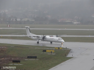 De Havilland Canada DHC-8-400, D-ABQH, Eurowings