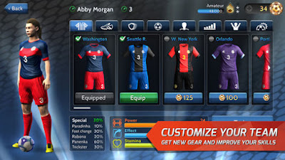 Final Kick APK MOD Unlimited Coins