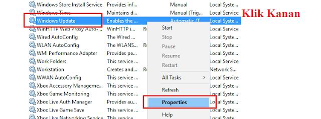 mengatasi windows 10 boros data kuota