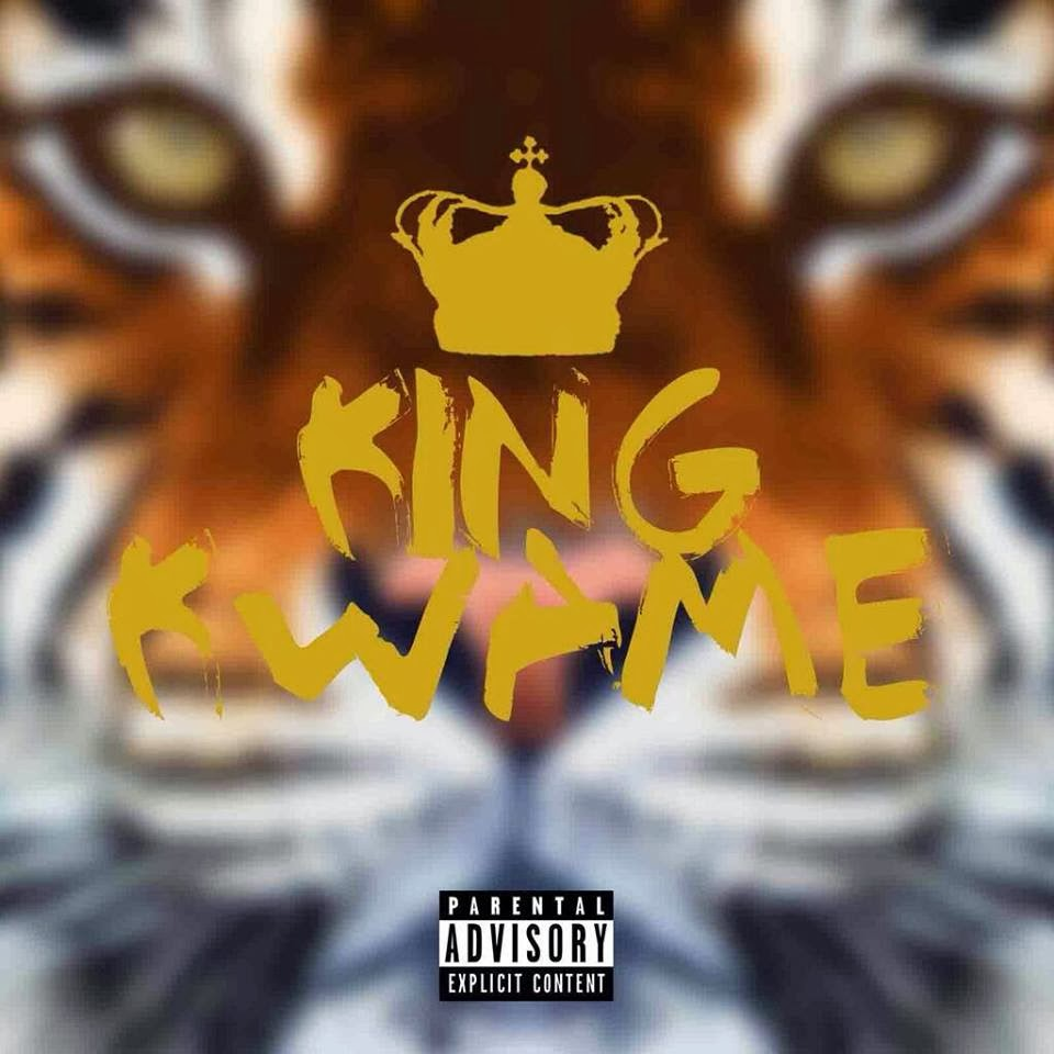King Kwame's cover art