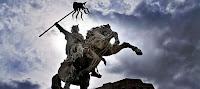 Estatua de Guillermo I en Falaise