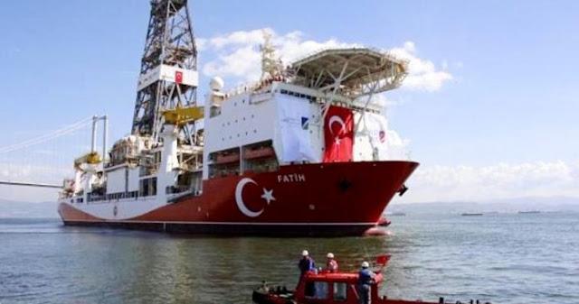 Ο «Πορθητής» εισβάλει στην κυπριακή ΑΟΖ