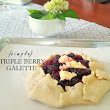 Simply...This. That. And The Other: {simple} Triple Berry Galette