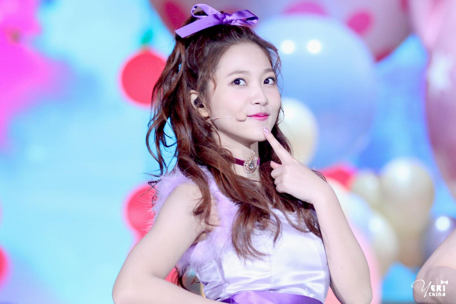 I Love Red Velvet : YERI RV @ 2015 SBS GAYO DAEJUN