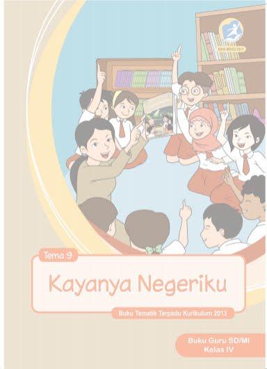 Buku Kelas 4 Kurikulum 2013 Revisi 2017 Semester 2