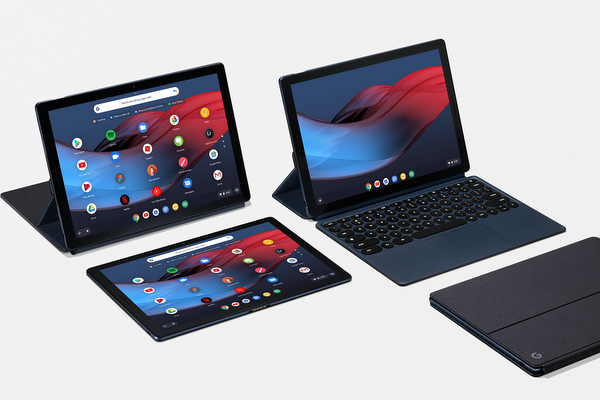 Google Pixel Slate tablet with 12.3-inch Molecular Display and Chrome OS launched