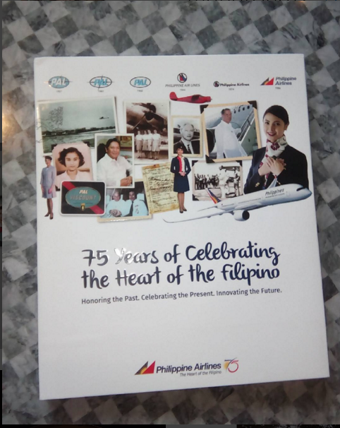 Philippine Airlines Coffee Table Book