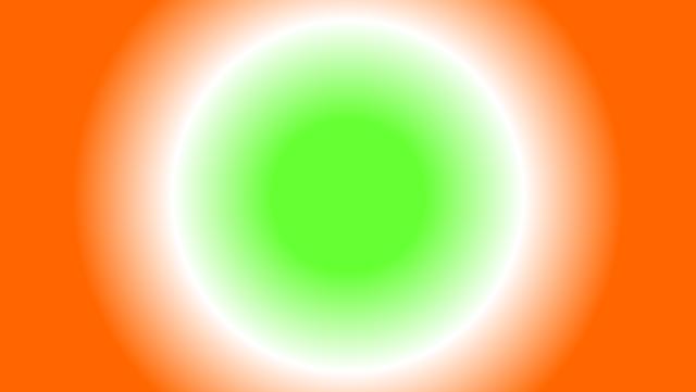 Blank Wallpapers Green Orange White