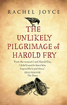 The Unlikely Pilgrimage of Harold Fry by Rachel Joyce book cover
