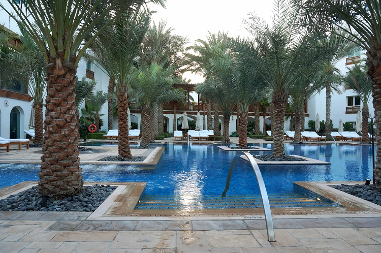 Euriental - fashion & luxury travel, Park Hyatt Dubai, pool