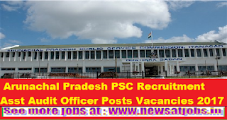 Arunachal-Pradesh-PSC-Asst-Audit-recruitment-2017